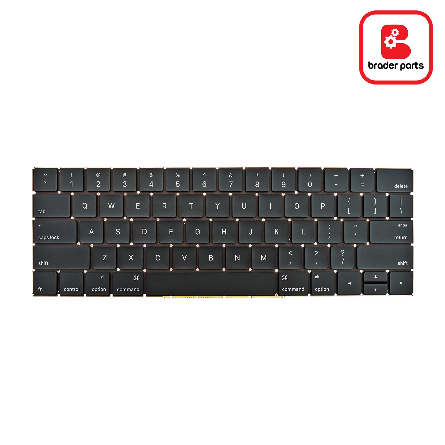"Keyboard Macbook Pro Retina 13"" YEAR 2016 - YEAR 2017 / A1706 Us Version"