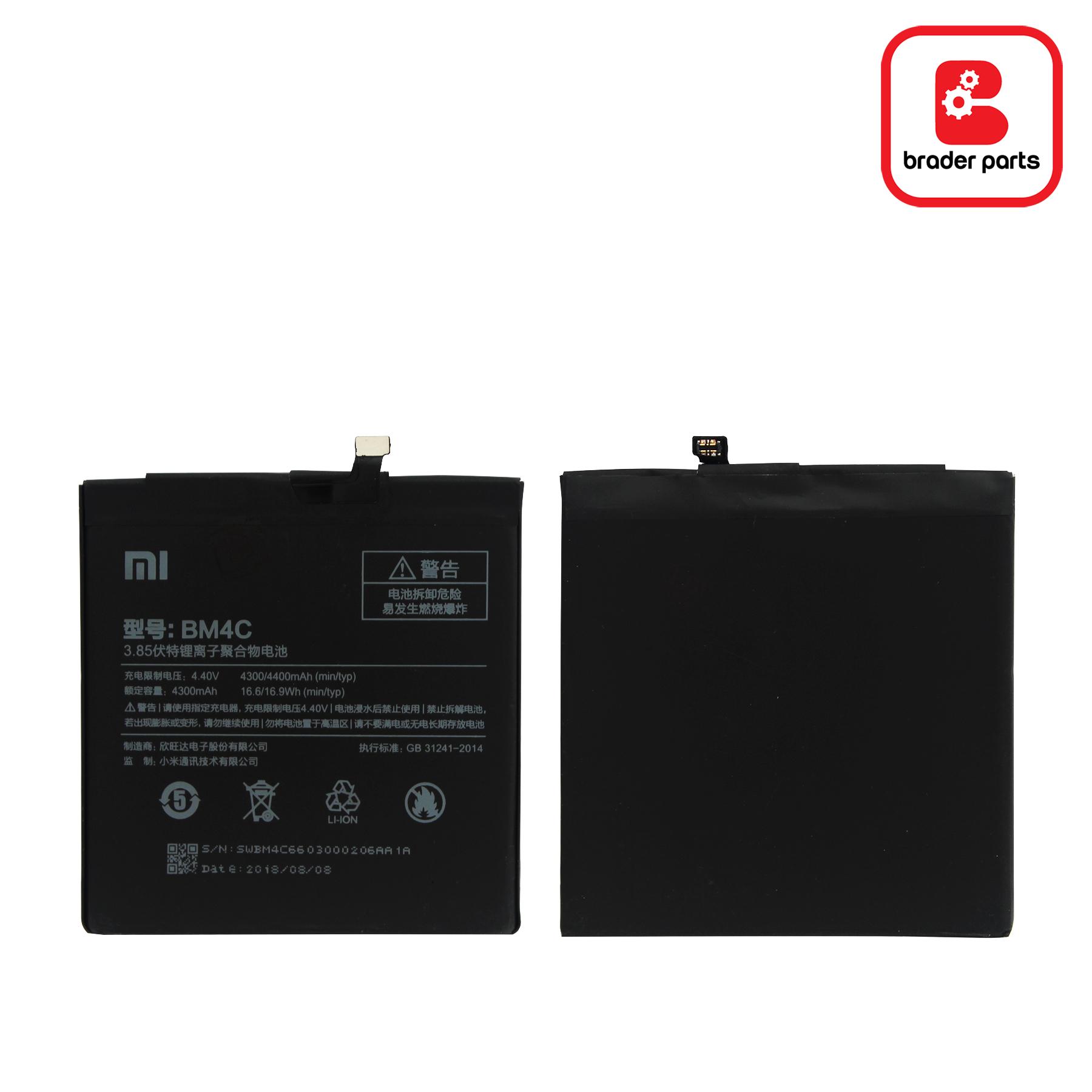 Baterai Xiaomi MI Mix BM4C