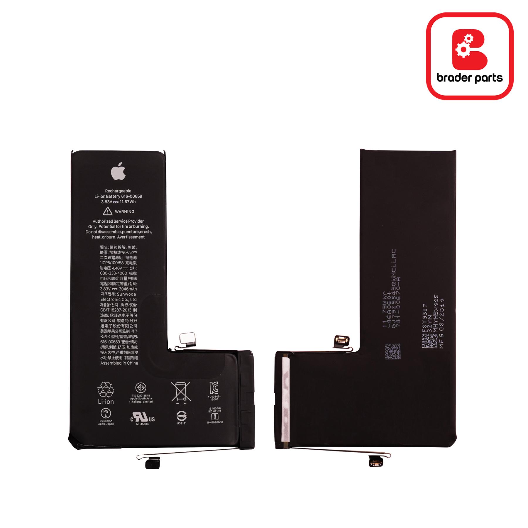 Baterai IPhone 11 Pro Original