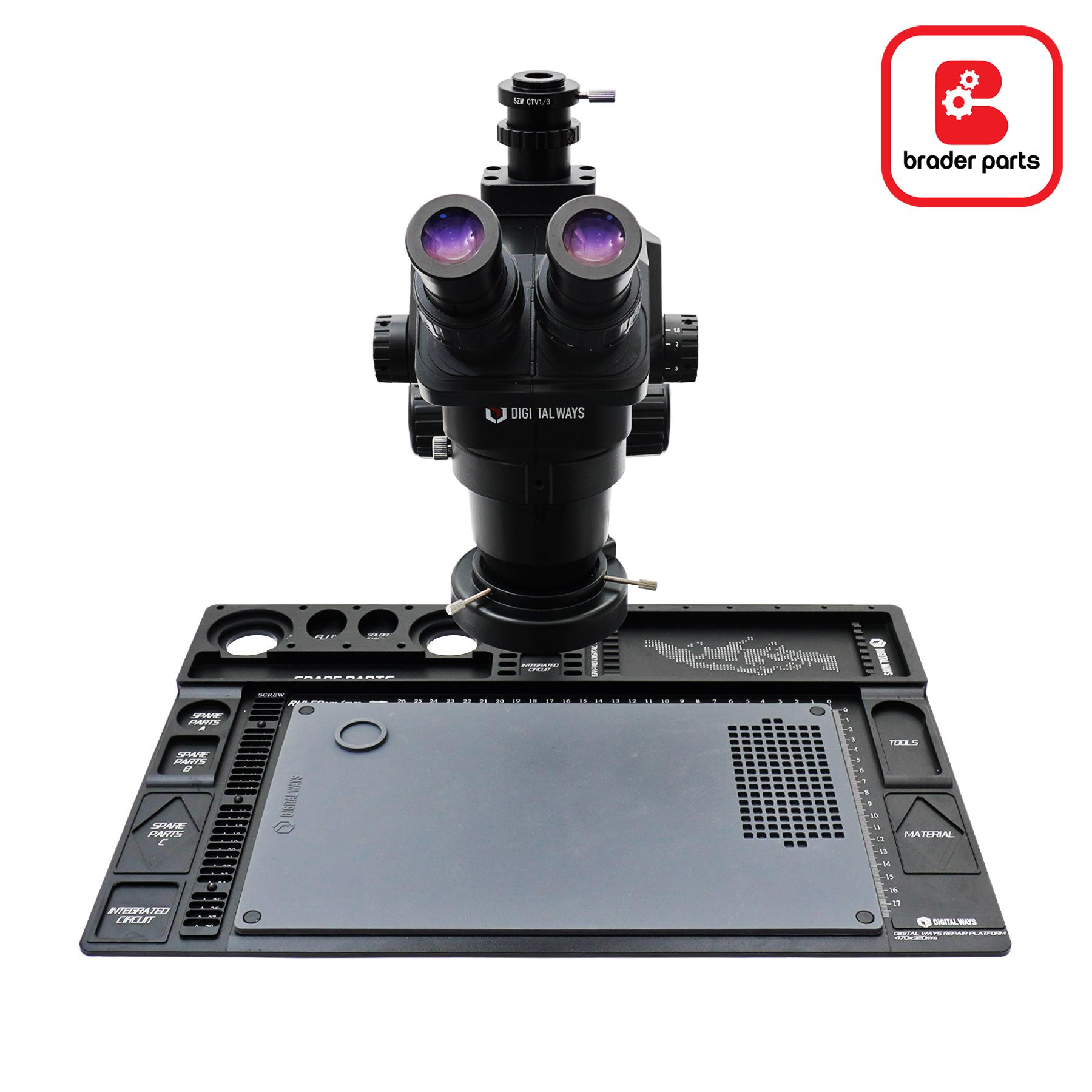 Microscope Trinocular DW-TC-Z
