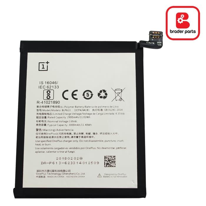 Baterai Oneplus 3