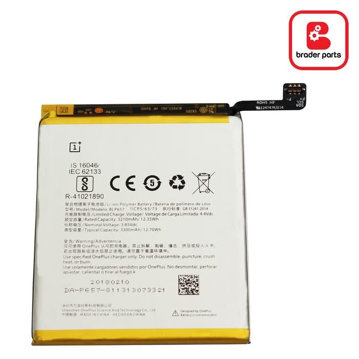 Baterai Oneplus 5T