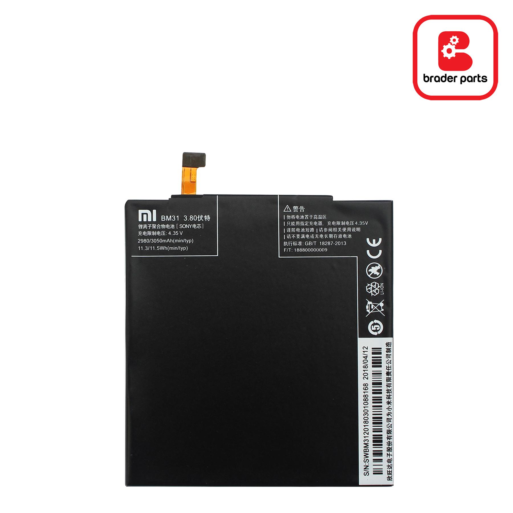 Baterai Xiaomi MI 3