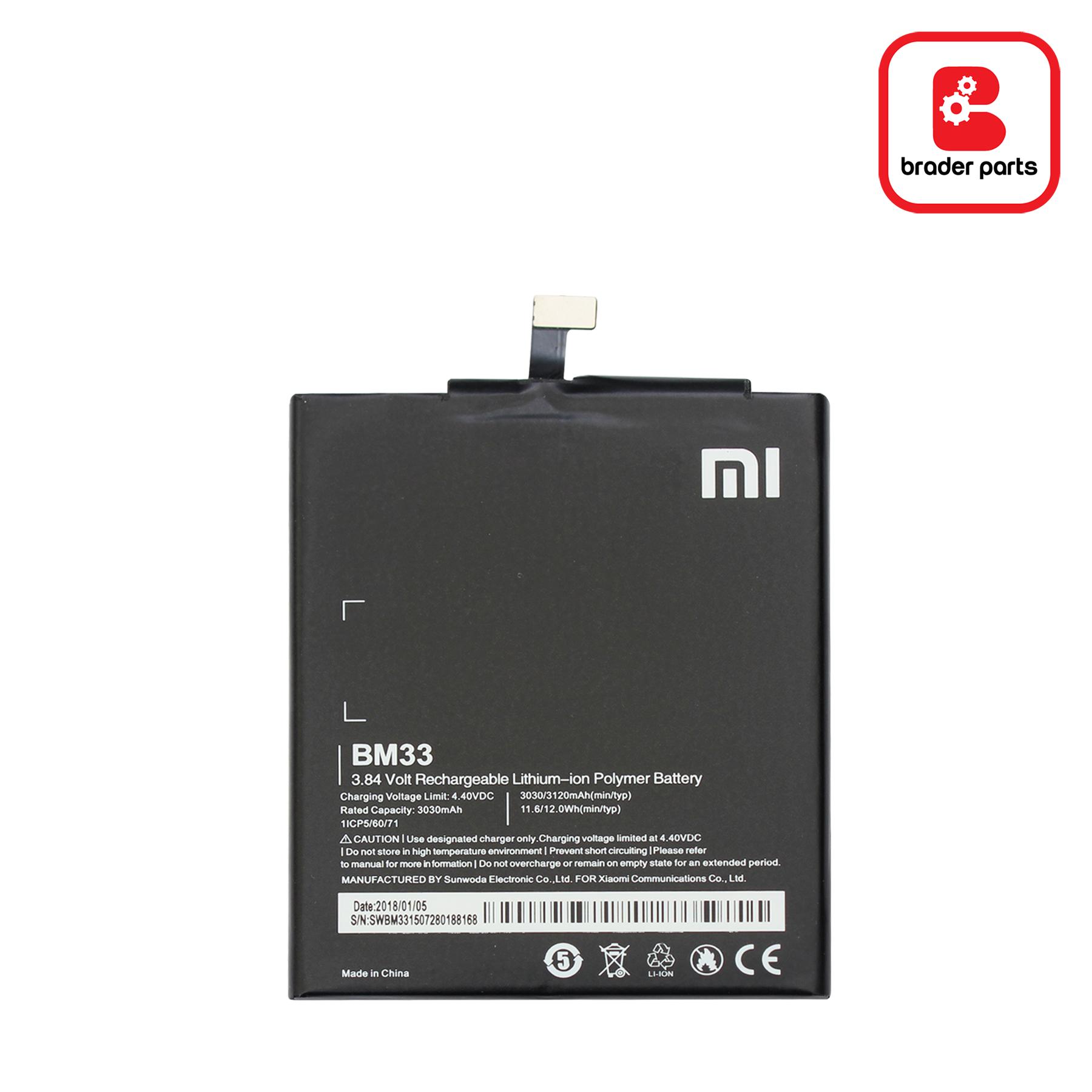 Baterai Xiaomi Mi 4I