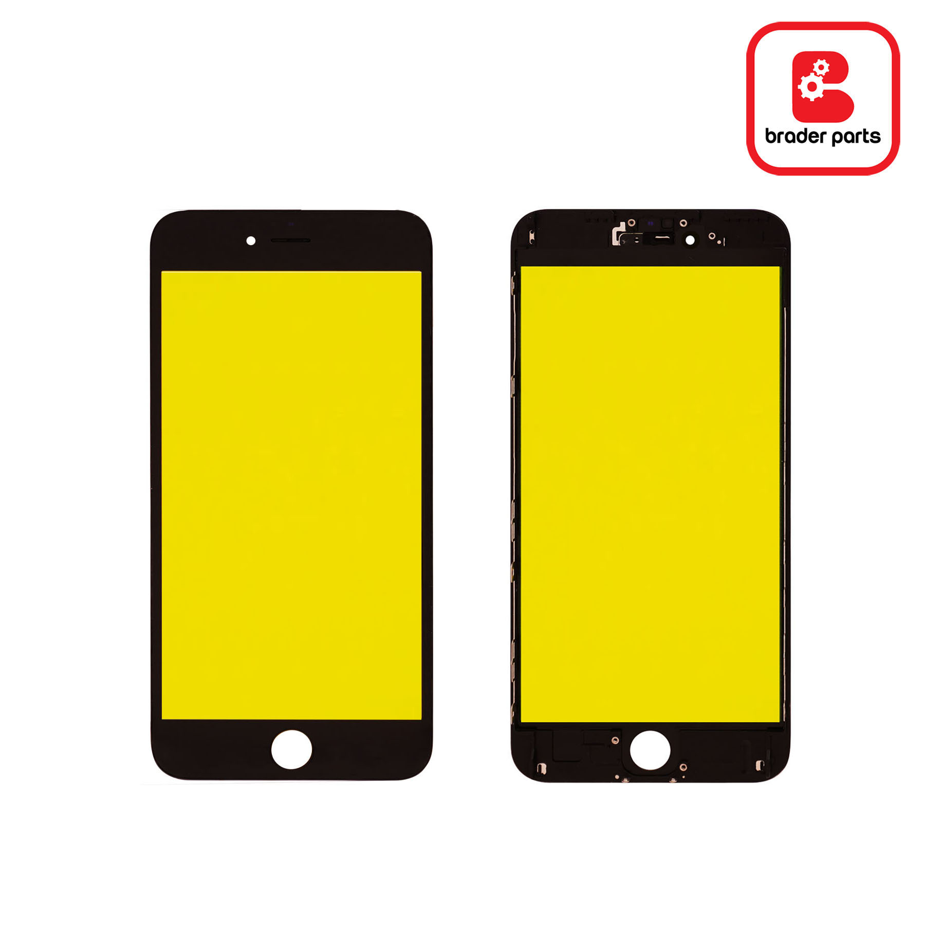 Glass Frame Lcd iPhone 6S Plus