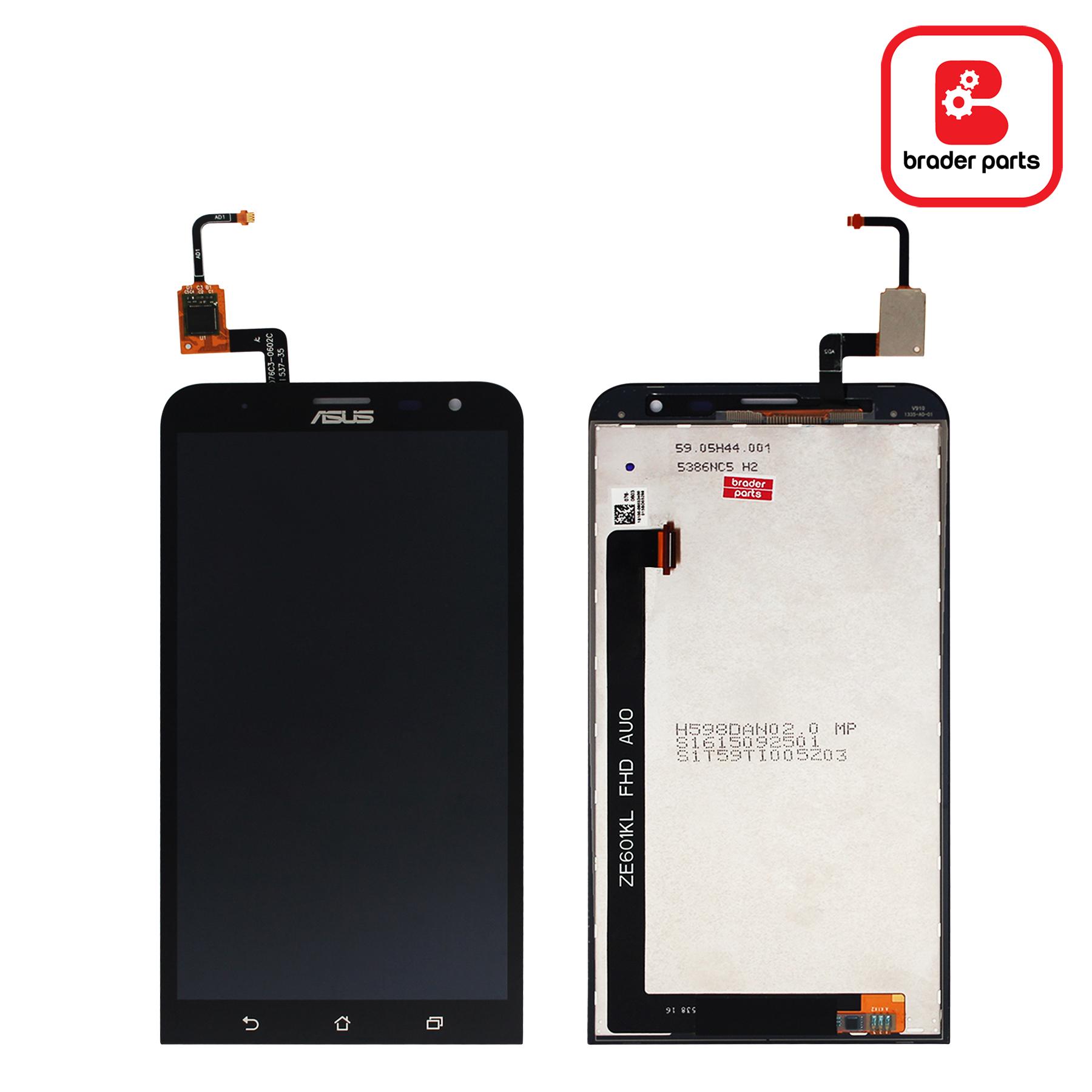 lcd touchscreen asus zen 2 laser ze601kl z011d