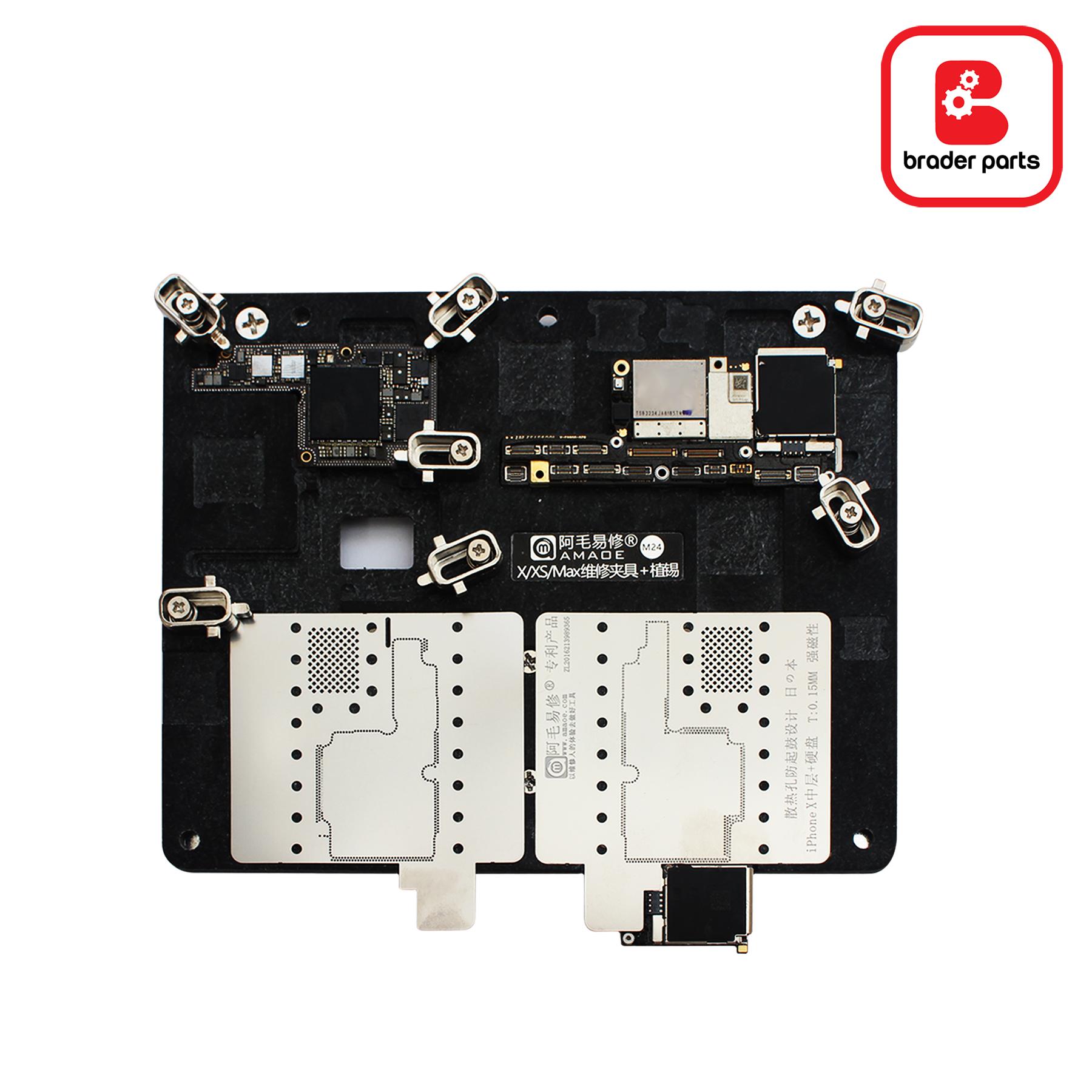 Pcb Holder iPhone X / Xs / Xs Max Amaoe M24