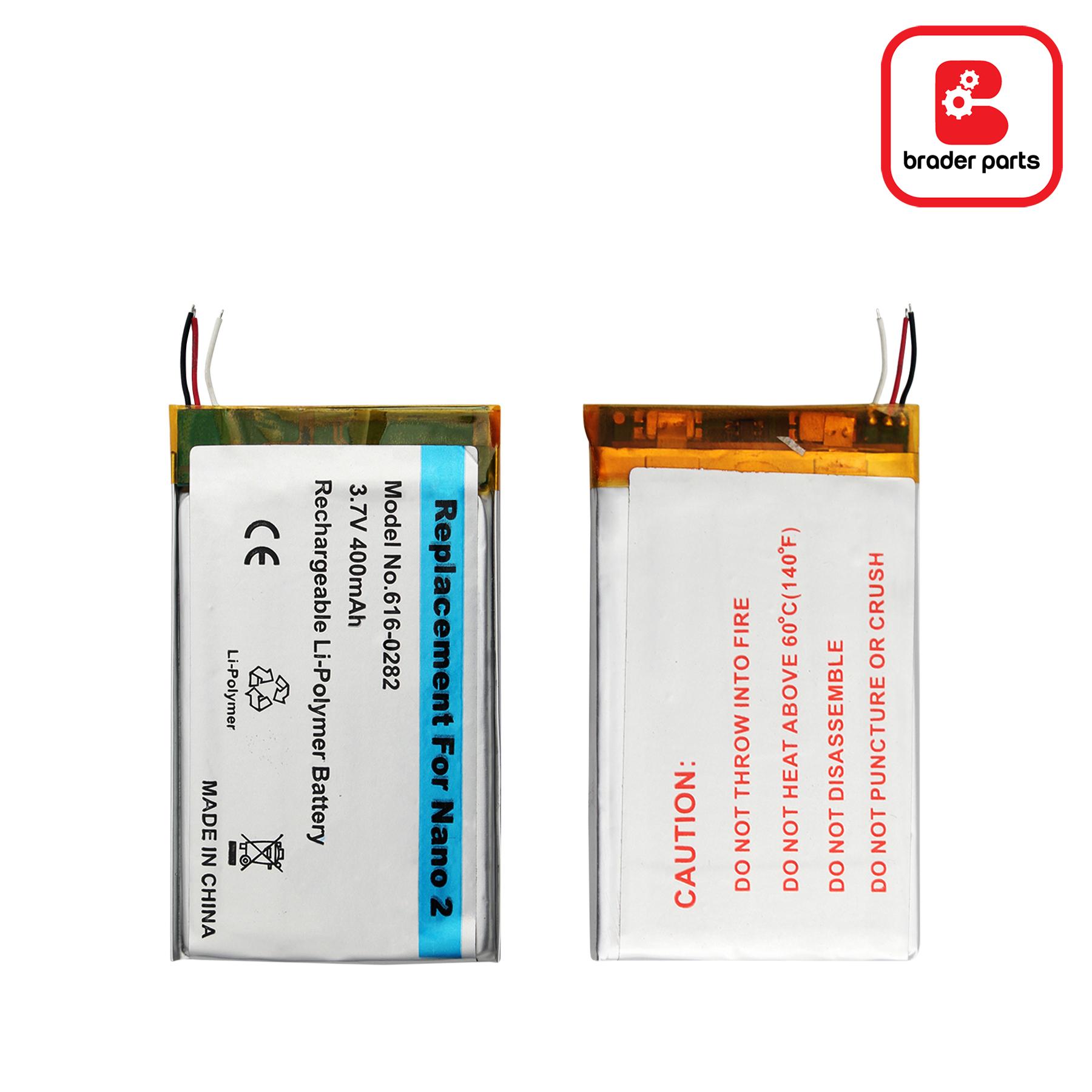 Baterai iPod Nano 2