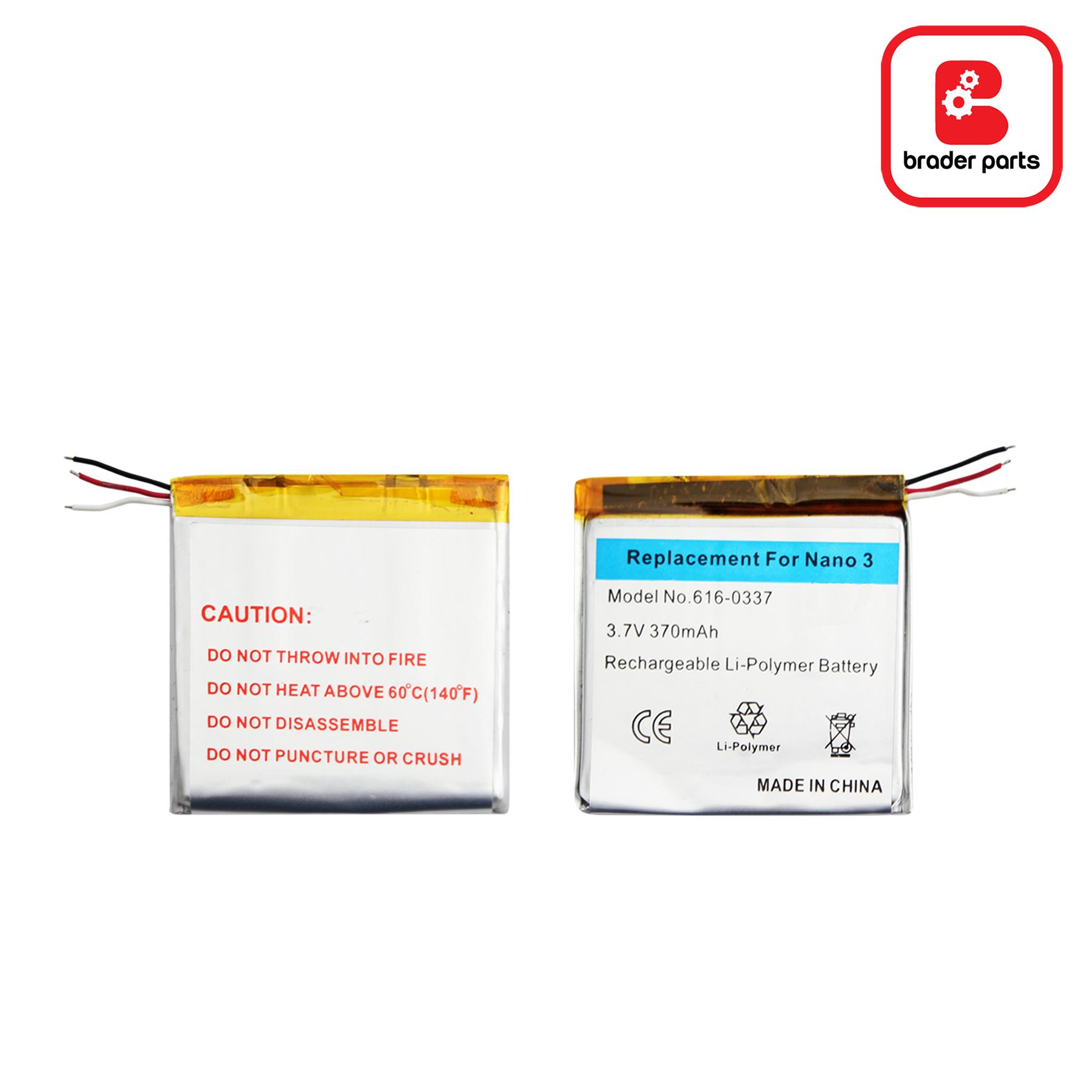 Baterai iPod Nano 3