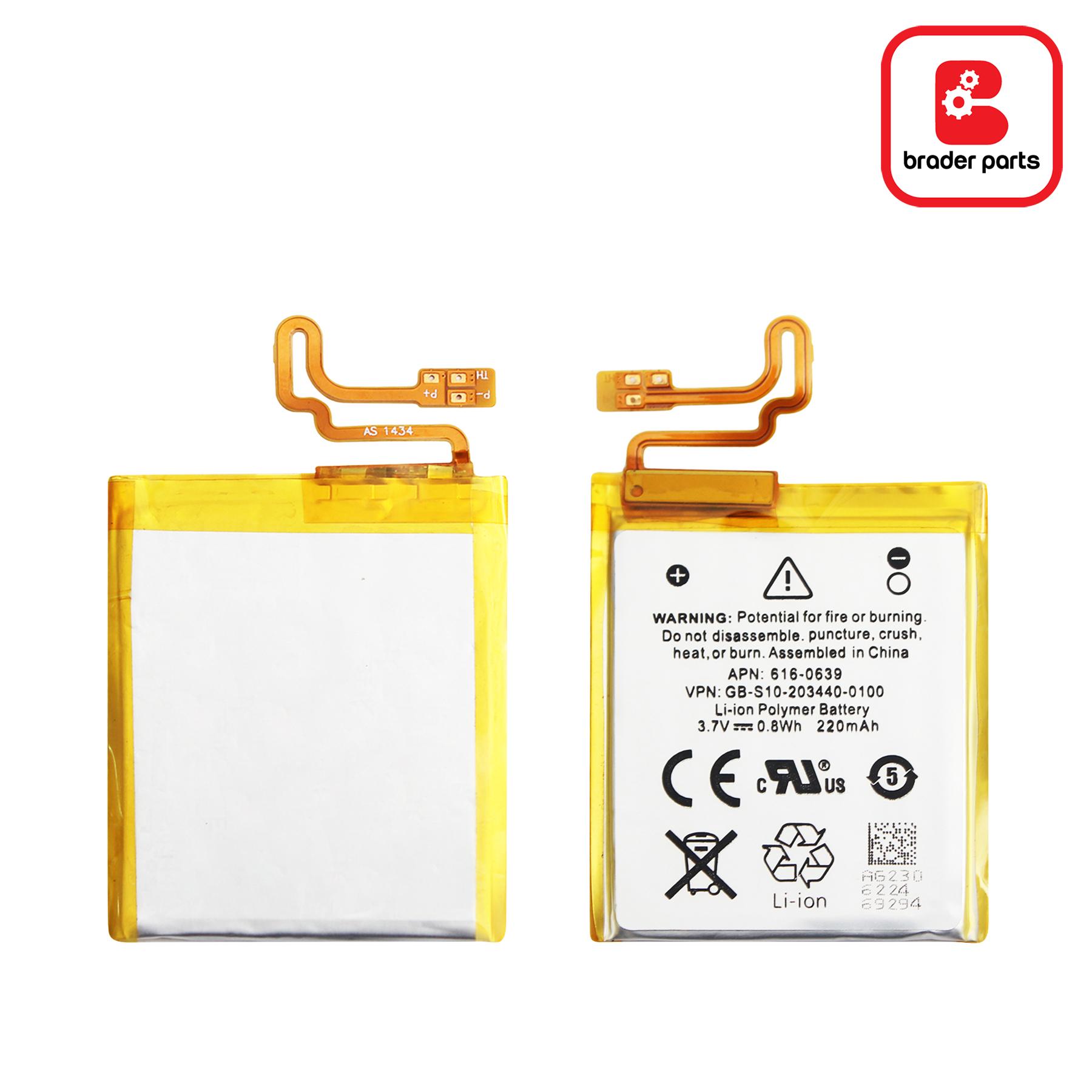 Baterai iPod Nano 7