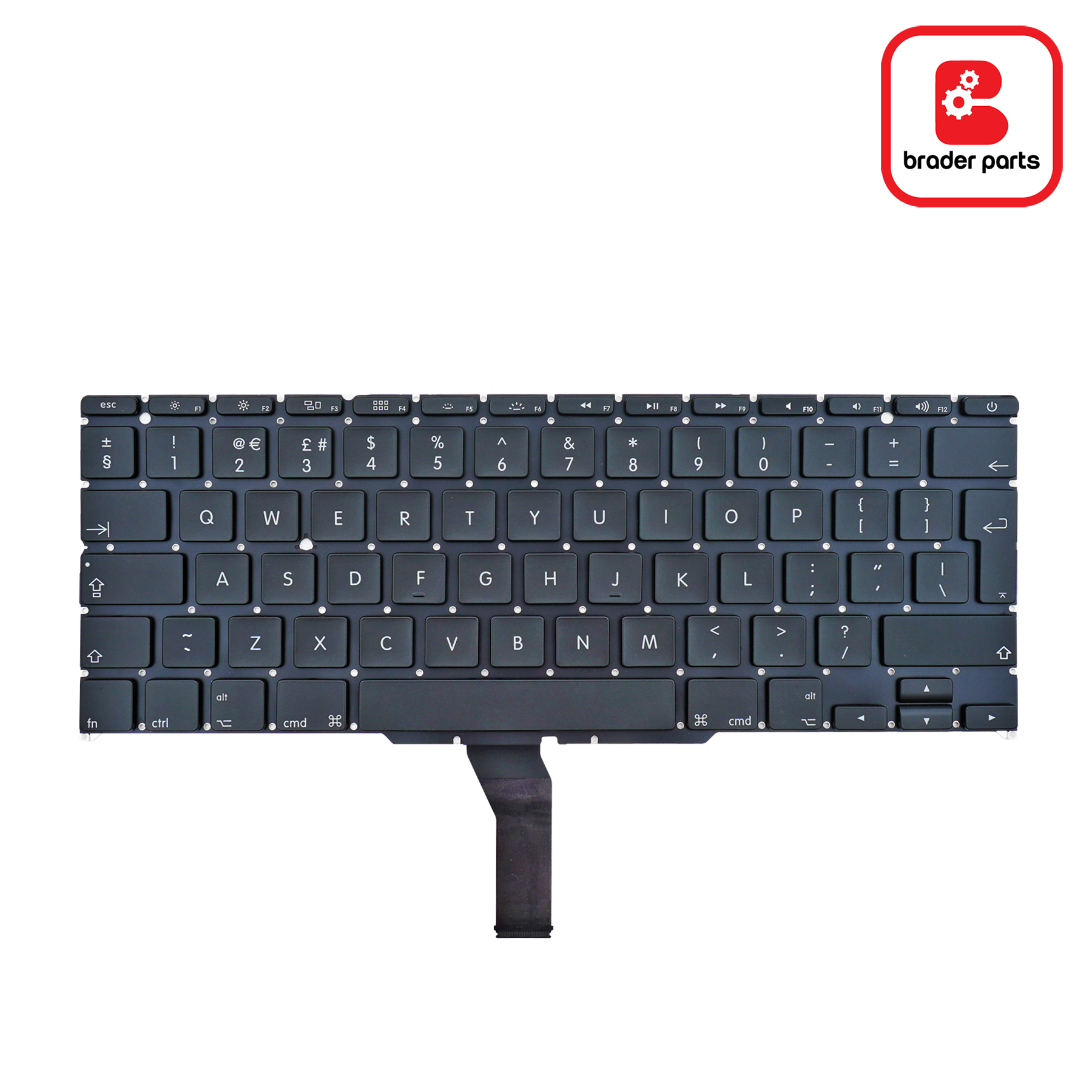 "Keyboard Macbook Air 11"" A1370/A1465 UK"