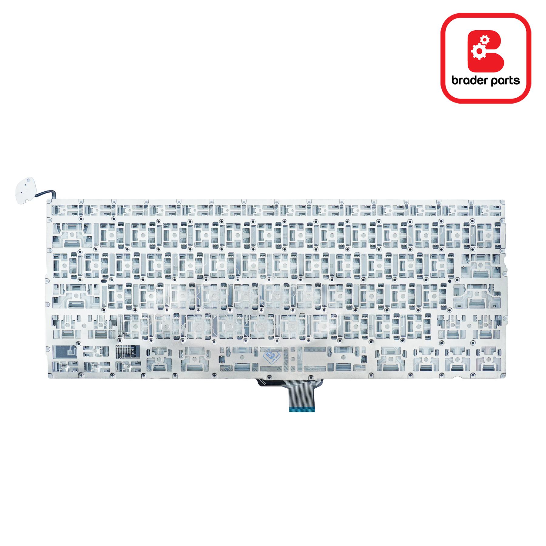 """Keyboard Macbook Pro 13"""" A1278 US"""