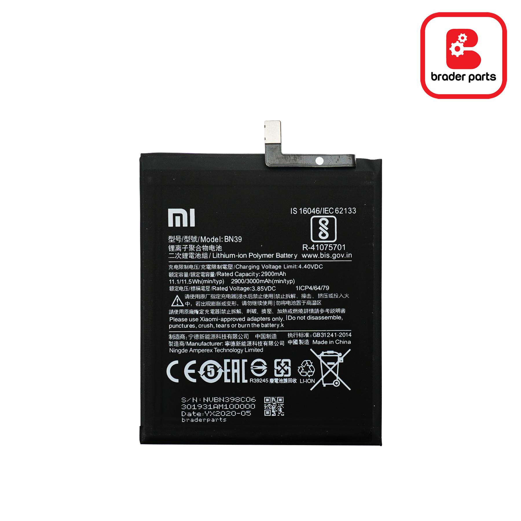Baterai MI Play BN39