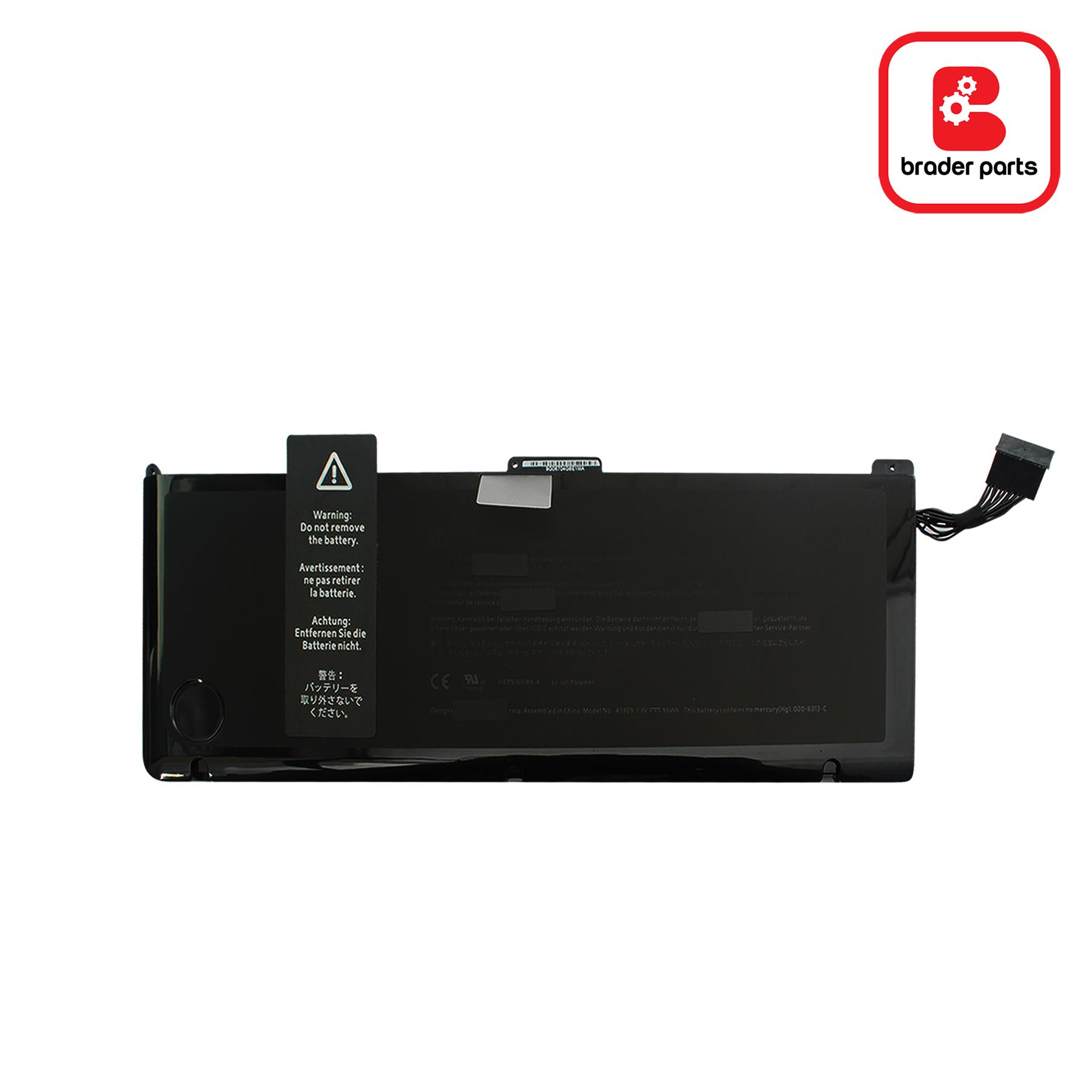 """Baterai Macbook Pro 17"""" A1297 (A1309)"""