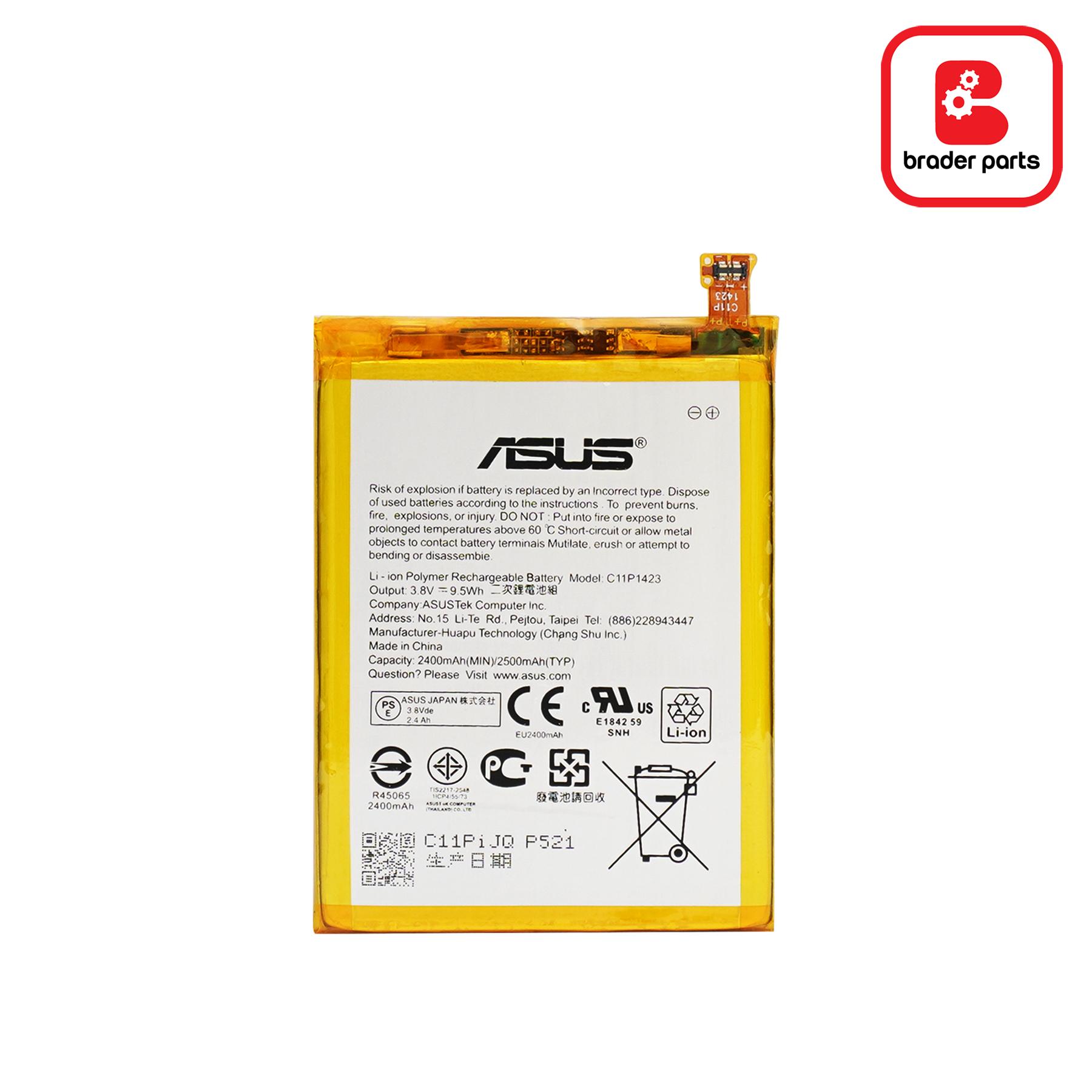 "Baterai Asus Zenfone 2 5.0"" ZE500CL"