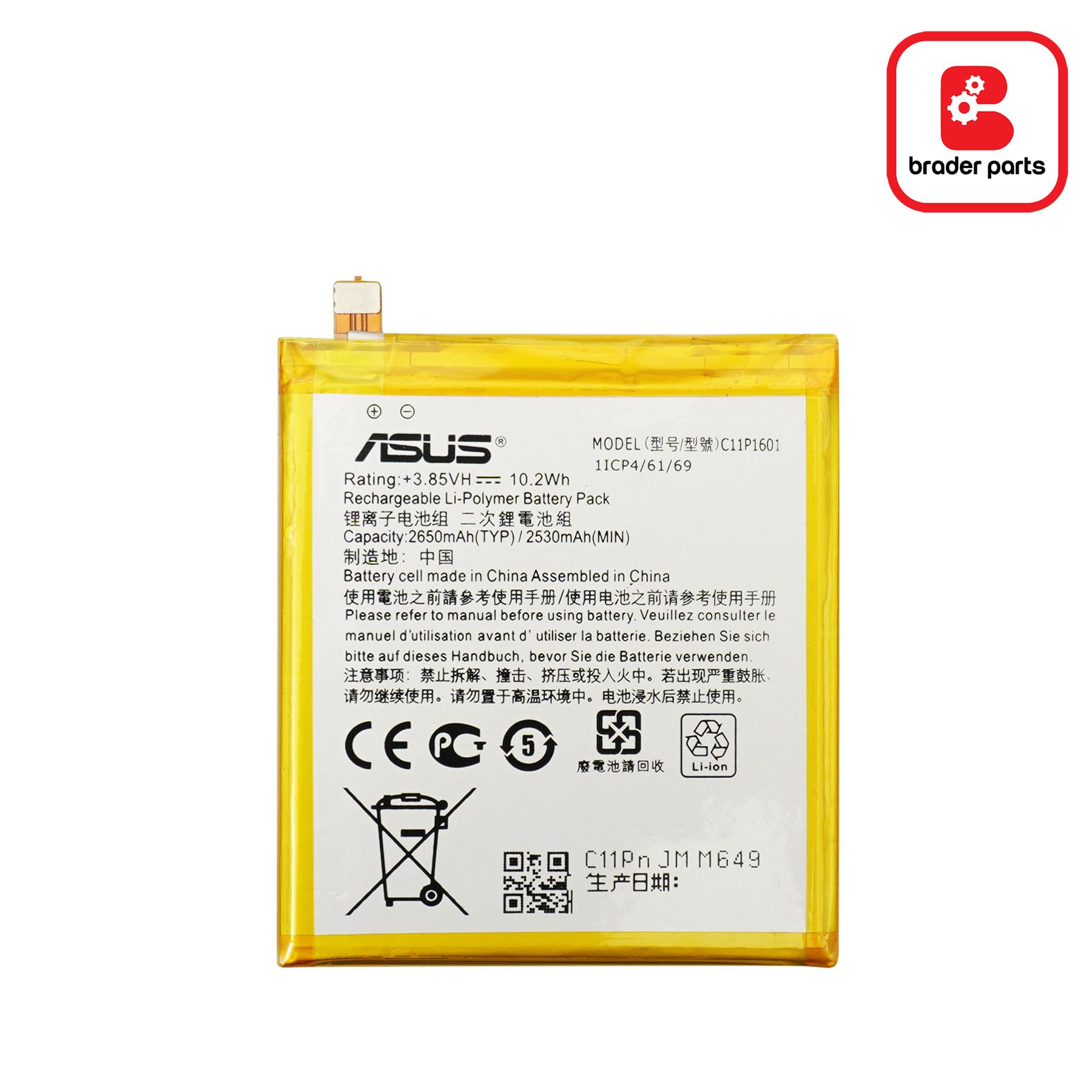 "Baterai Asus Zenfone 3 5.2"" ZE520KL"