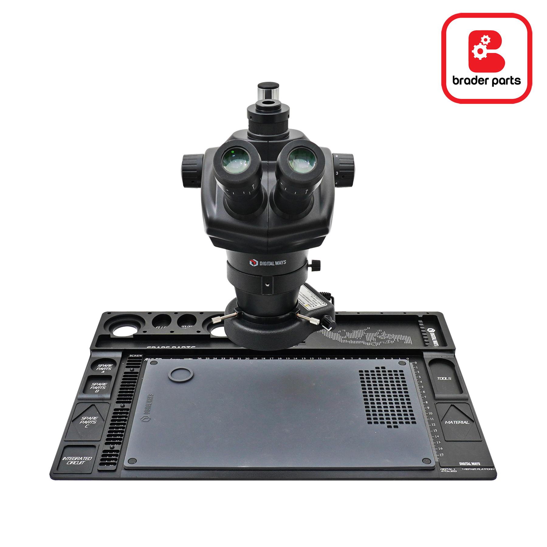 Microscope Trinocular DW-TC-Y