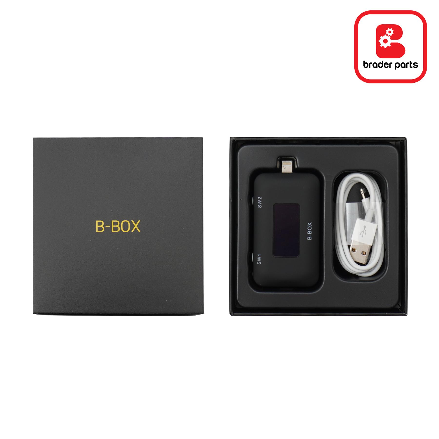 JC B BOX