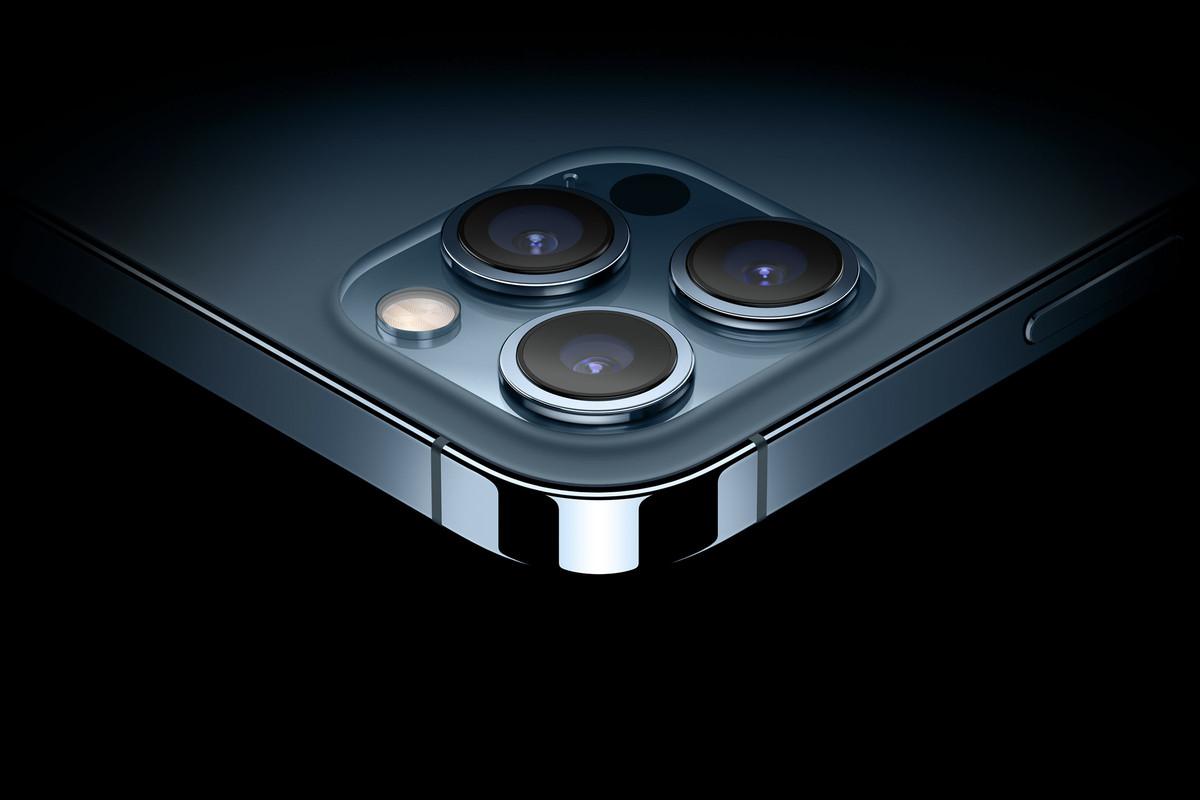 kamera iphone 12